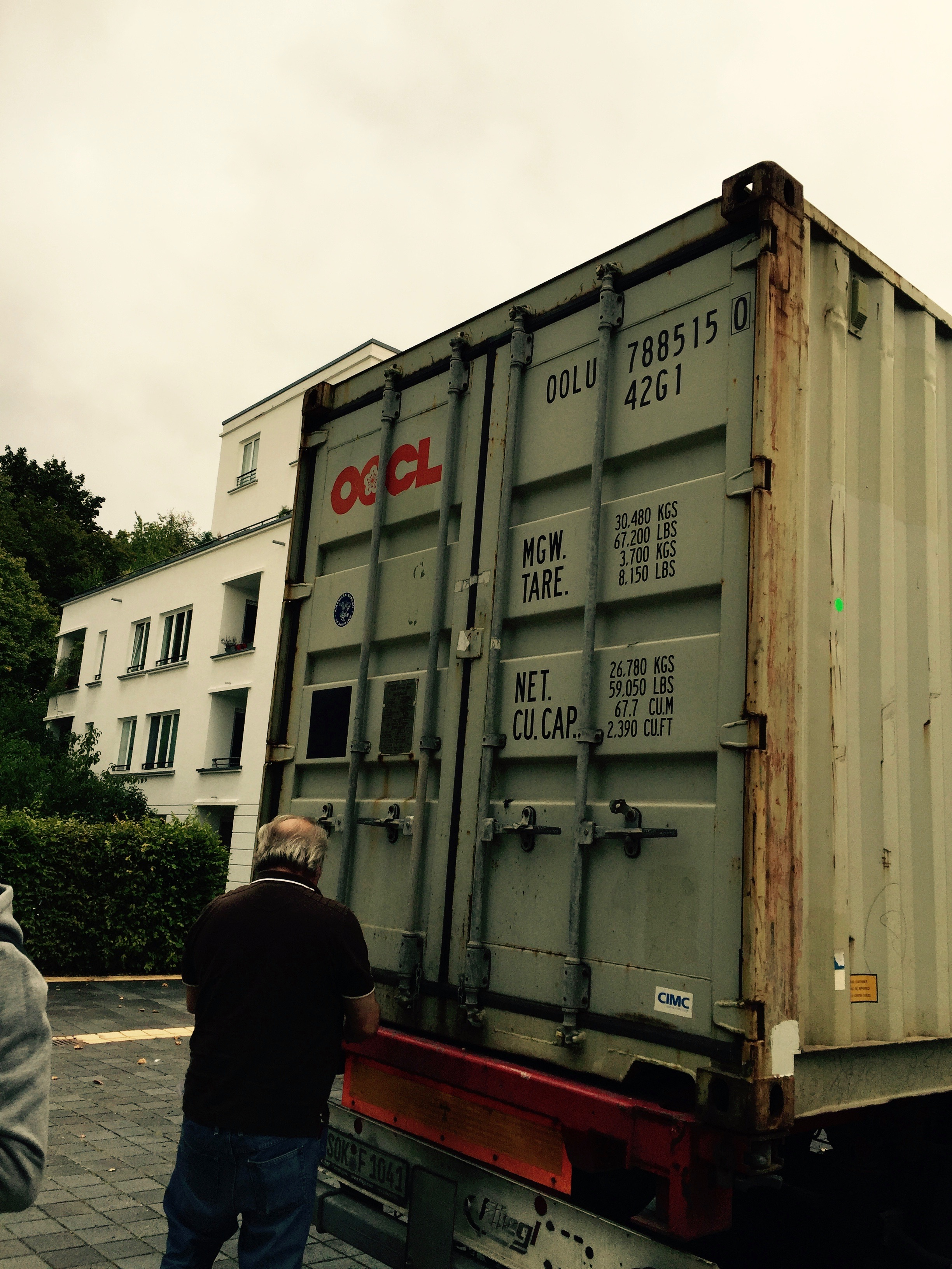 our container