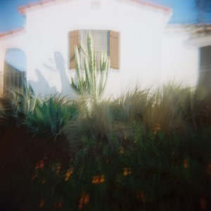 Spanish style house in Alhambra